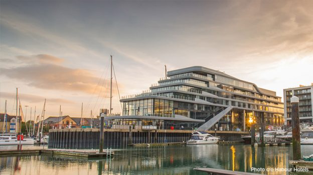 Harbour Hotels new flagship hotel opens in Southampton with Heritage on board