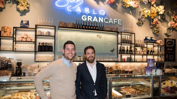 San Carlo Heritage collaboration