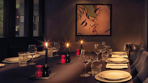 Tableware for Malmaison hotels