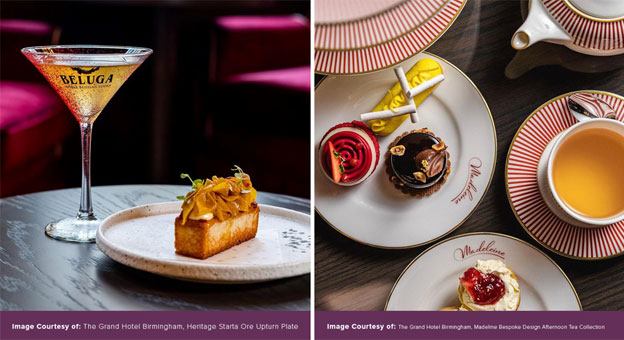 modern restaurant tableware trends