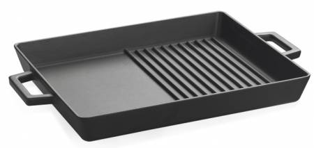 26 X 32cm Eco Duo Grill Pan